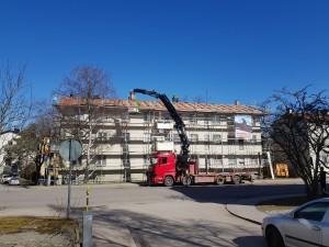 Takläggning Stockholm Brf